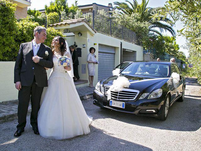 Il matrimonio di Claudio e Anastasia a Porto San Giorgio, Fermo 21