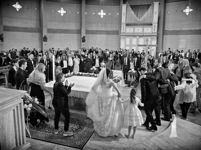 Il matrimonio di Claudio e Anastasia a Porto San Giorgio, Fermo 32