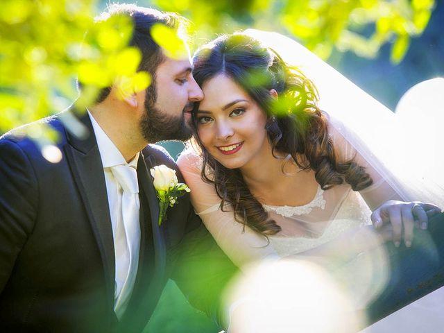 Il matrimonio di Claudio e Anastasia a Porto San Giorgio, Fermo 1