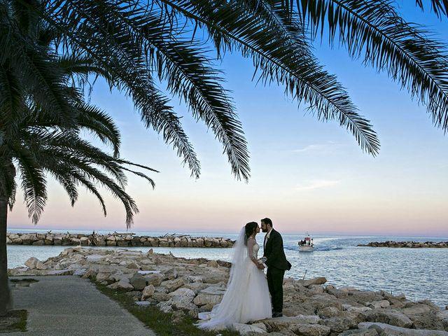 Il matrimonio di Claudio e Anastasia a Porto San Giorgio, Fermo 47