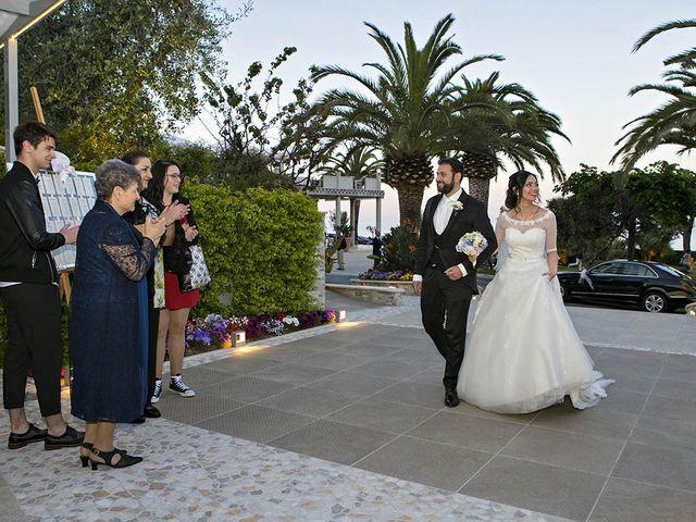 Il matrimonio di Claudio e Anastasia a Porto San Giorgio, Fermo 50