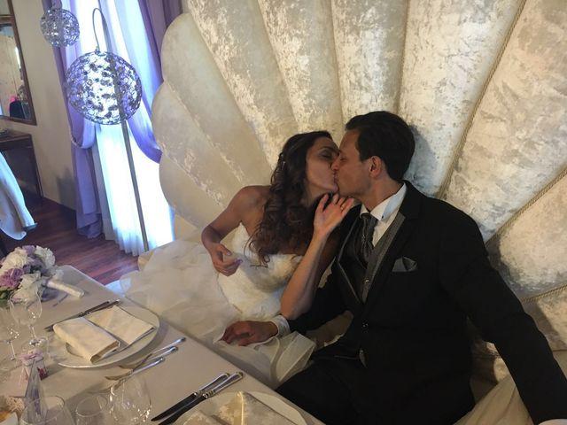 le nozze di Paola e Facundo