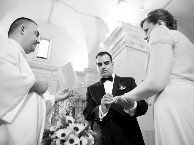 Il matrimonio di Marco e Luana a Trepuzzi, Lecce 25