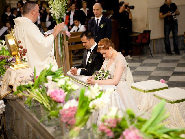 Il matrimonio di Marco e Luana a Trepuzzi, Lecce 27