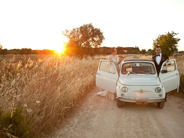 Il matrimonio di Marco e Luana a Trepuzzi, Lecce 44