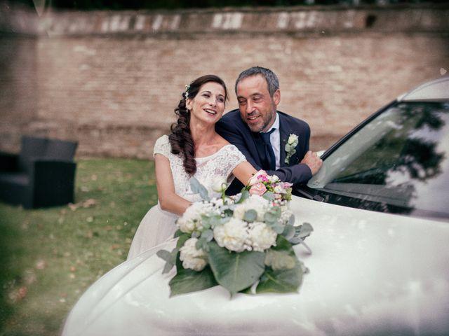 Le nozze di Stella e Marco