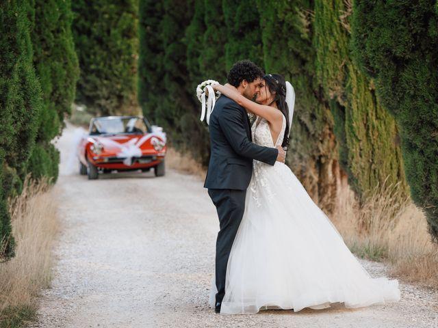 Le nozze di Letizia e Lorenzo