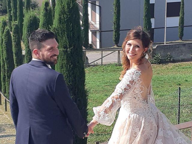 Le nozze di Giulia e Leo