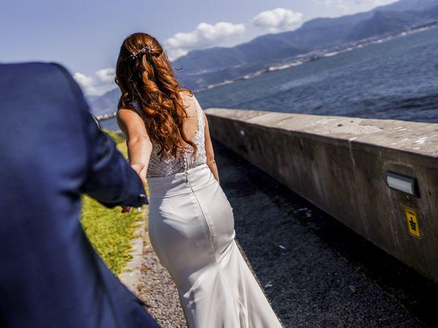 Il matrimonio di Carolina e Felice a Brusciano, Napoli 76
