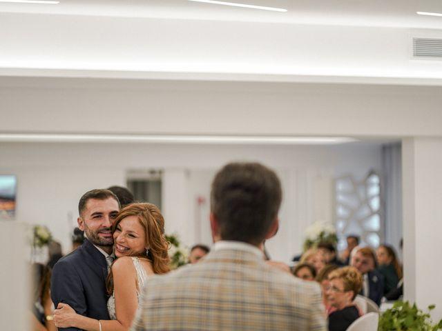 Il matrimonio di Carolina e Felice a Brusciano, Napoli 89