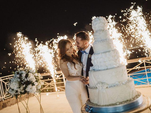 Il matrimonio di Carolina e Felice a Brusciano, Napoli 98