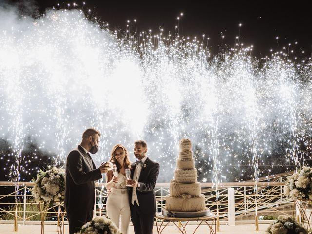 Il matrimonio di Carolina e Felice a Brusciano, Napoli 99