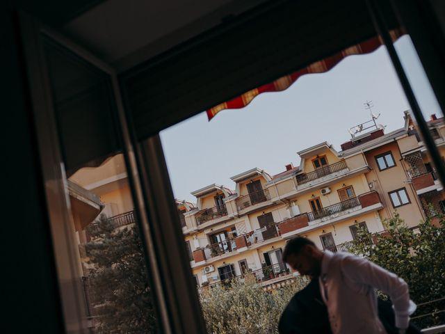 Il matrimonio di Carolina e Felice a Brusciano, Napoli 23