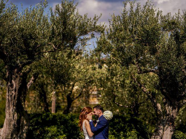 Il matrimonio di Carolina e Felice a Brusciano, Napoli 69