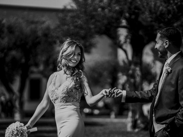 Il matrimonio di Carolina e Felice a Brusciano, Napoli 63