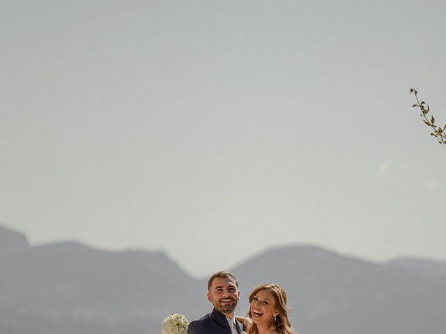 Il matrimonio di Carolina e Felice a Brusciano, Napoli 67
