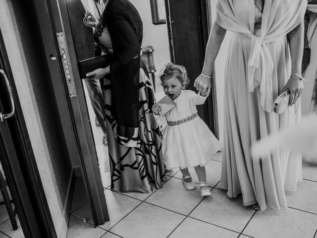 Il matrimonio di Carolina e Felice a Brusciano, Napoli 44