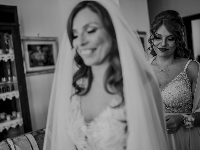Il matrimonio di Carolina e Felice a Brusciano, Napoli 46
