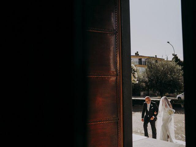 Il matrimonio di Carolina e Felice a Brusciano, Napoli 54