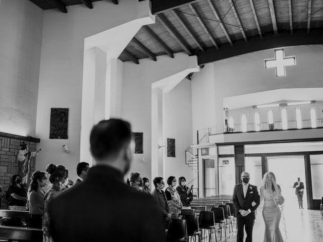Il matrimonio di Carolina e Felice a Brusciano, Napoli 56