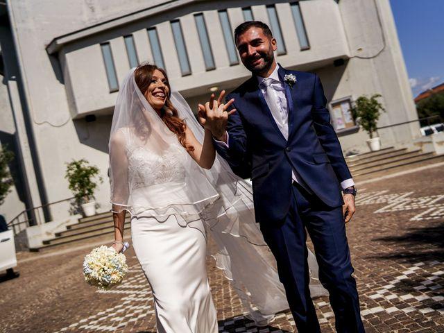 Il matrimonio di Carolina e Felice a Brusciano, Napoli 60