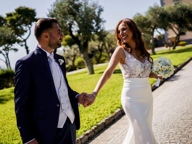 Il matrimonio di Carolina e Felice a Brusciano, Napoli 71