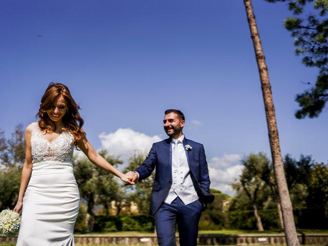 Il matrimonio di Carolina e Felice a Brusciano, Napoli 73