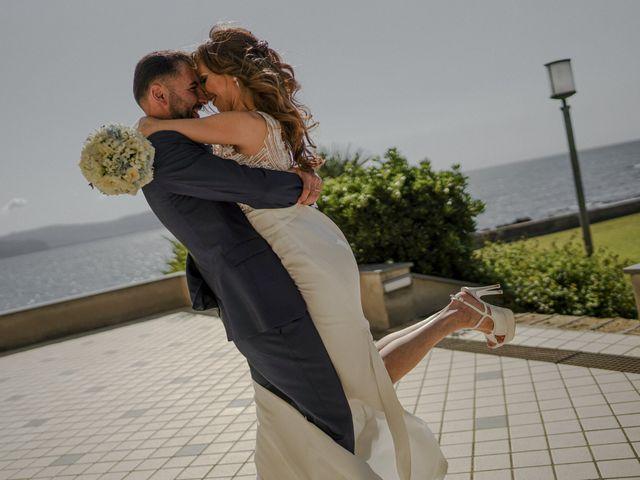 Il matrimonio di Carolina e Felice a Brusciano, Napoli 1