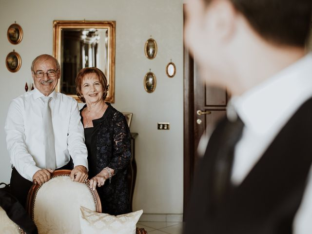 Il matrimonio di Rossella e Giuseppe a Vietri sul Mare, Salerno 10