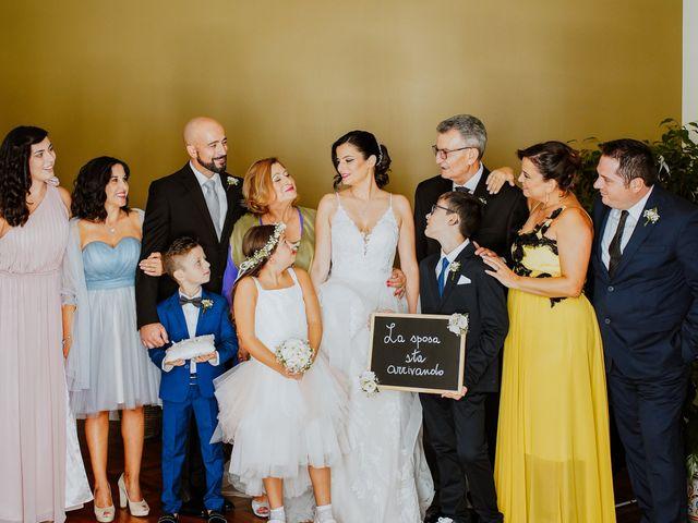 Il matrimonio di Rossella e Giuseppe a Vietri sul Mare, Salerno 19