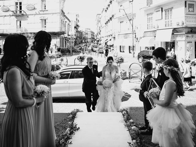 Il matrimonio di Rossella e Giuseppe a Vietri sul Mare, Salerno 25