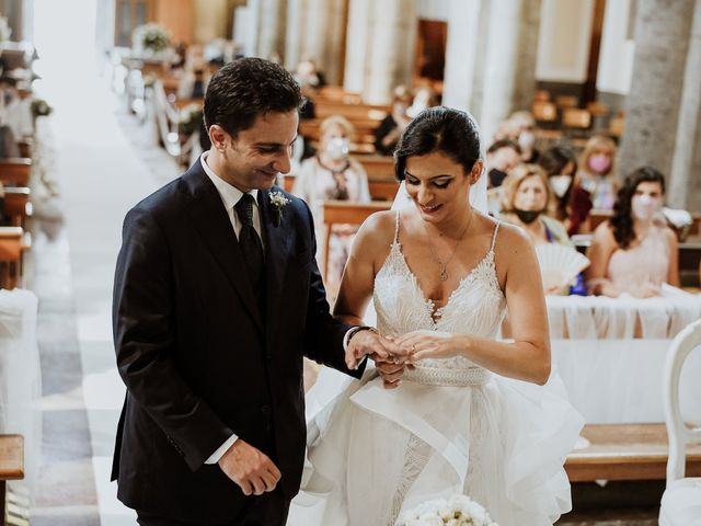 Il matrimonio di Rossella e Giuseppe a Vietri sul Mare, Salerno 26
