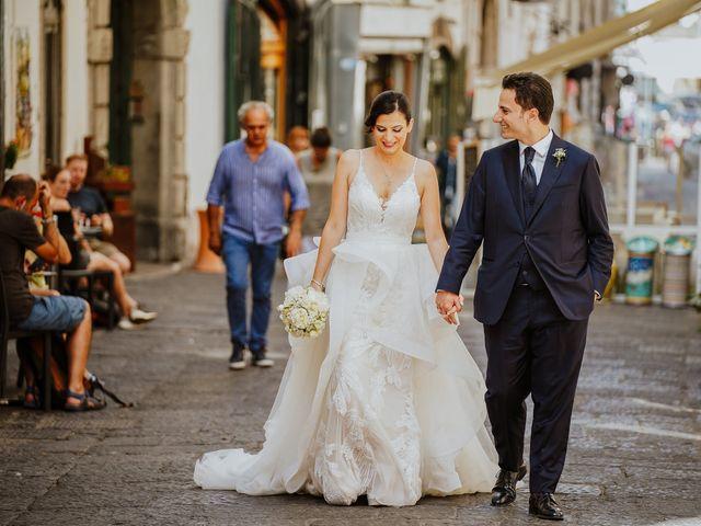 Il matrimonio di Rossella e Giuseppe a Vietri sul Mare, Salerno 31