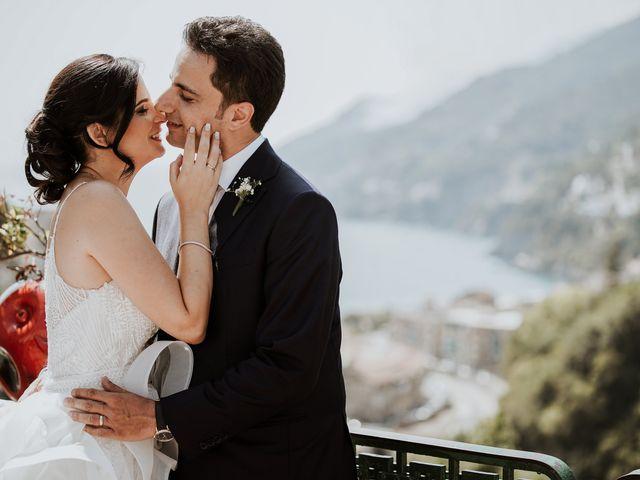 Il matrimonio di Rossella e Giuseppe a Vietri sul Mare, Salerno 33