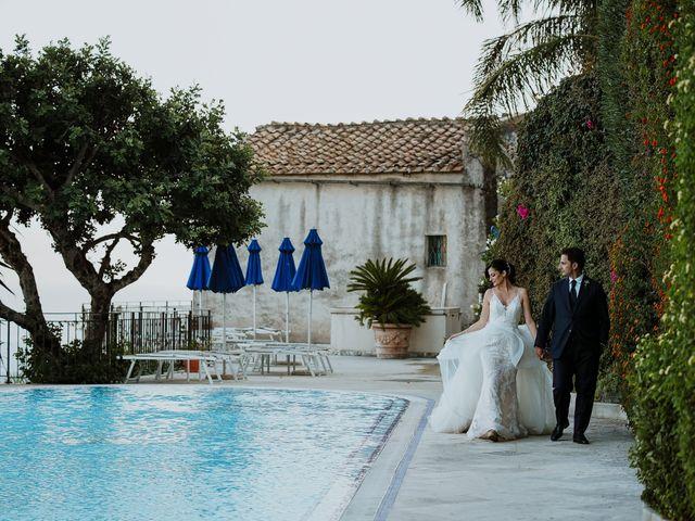 Il matrimonio di Rossella e Giuseppe a Vietri sul Mare, Salerno 41