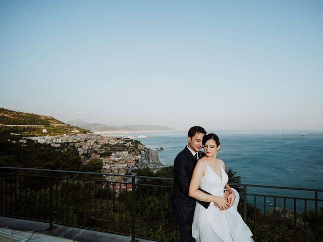 Il matrimonio di Rossella e Giuseppe a Vietri sul Mare, Salerno 42