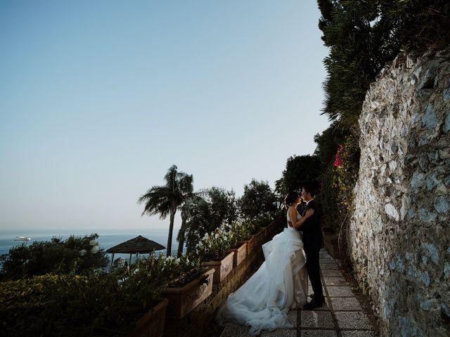Il matrimonio di Rossella e Giuseppe a Vietri sul Mare, Salerno 43