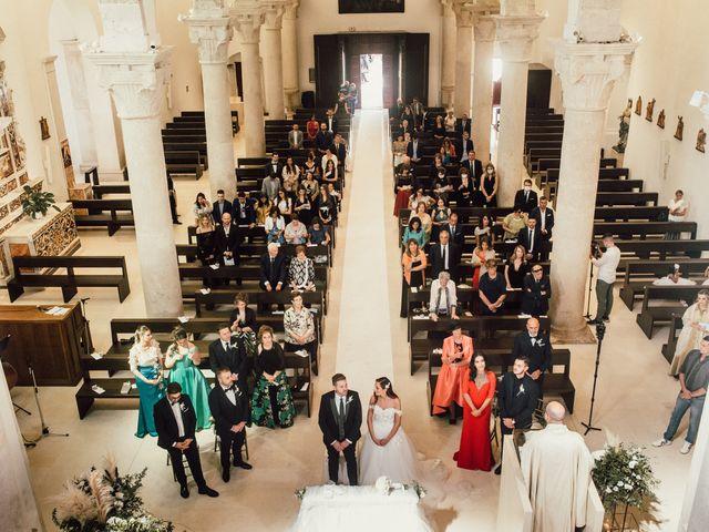 Il matrimonio di Giuseppe e Ania a Gravina in Puglia, Bari 22