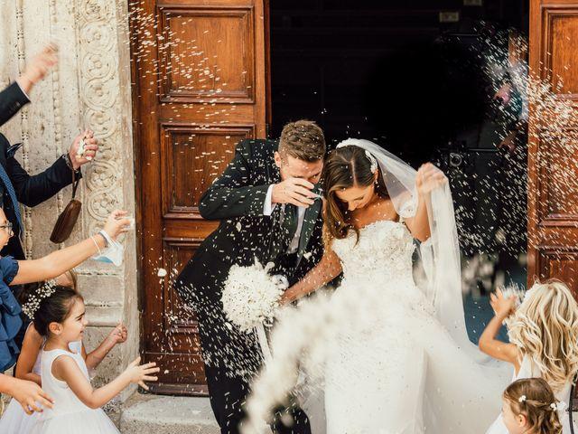 Il matrimonio di Giuseppe e Ania a Gravina in Puglia, Bari 27