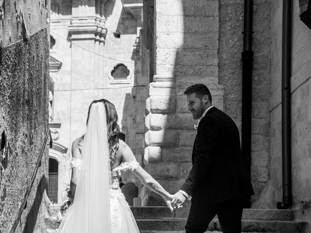 Il matrimonio di Giuseppe e Ania a Gravina in Puglia, Bari 29