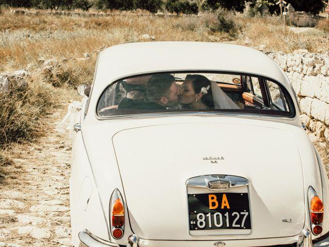 Il matrimonio di Giuseppe e Ania a Gravina in Puglia, Bari 30