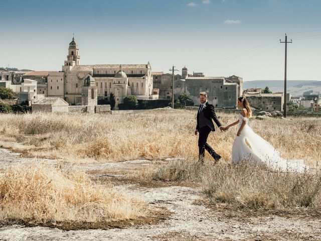 Il matrimonio di Giuseppe e Ania a Gravina in Puglia, Bari 31