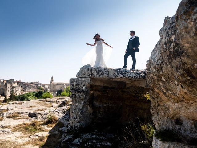Il matrimonio di Giuseppe e Ania a Gravina in Puglia, Bari 34