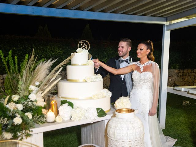 Il matrimonio di Giuseppe e Ania a Gravina in Puglia, Bari 49