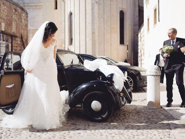 Il matrimonio di Enrico e Enrica a Verona, Verona 18
