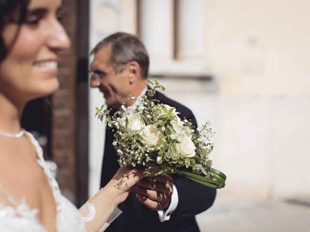 Il matrimonio di Enrico e Enrica a Verona, Verona 19