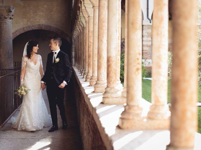Il matrimonio di Enrico e Enrica a Verona, Verona 33