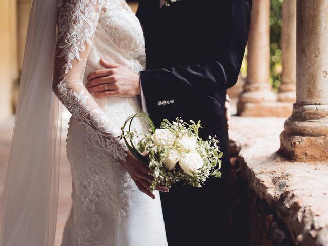 Il matrimonio di Enrico e Enrica a Verona, Verona 36