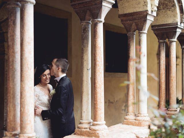 Il matrimonio di Enrico e Enrica a Verona, Verona 37