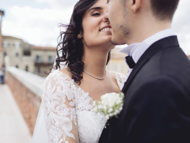 Il matrimonio di Enrico e Enrica a Verona, Verona 45
